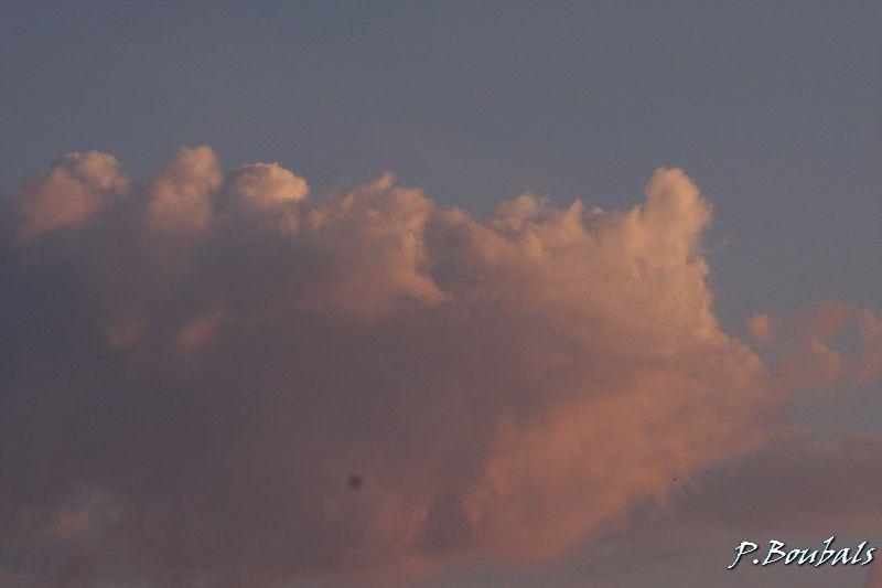 les photos de ciel à partir de mars 2009