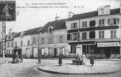 <p>Photos de Soisy sous Montmorency autrefois.</p>