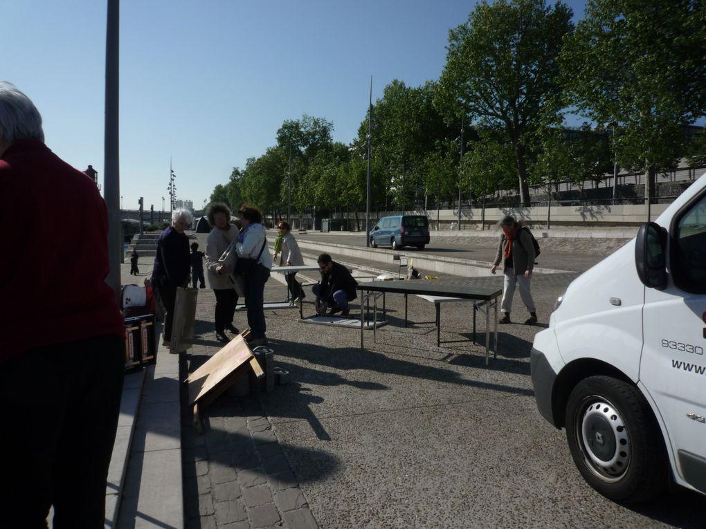 Rencontres des circuits courts alimentaires, 2e éditiion, Paris, 13 mai 2012