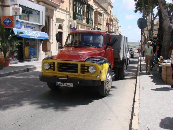 Album - Malte : bus et voitures