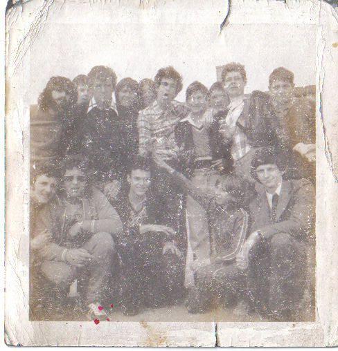 LES ANNEES  1961 à 1974college lycee et sport