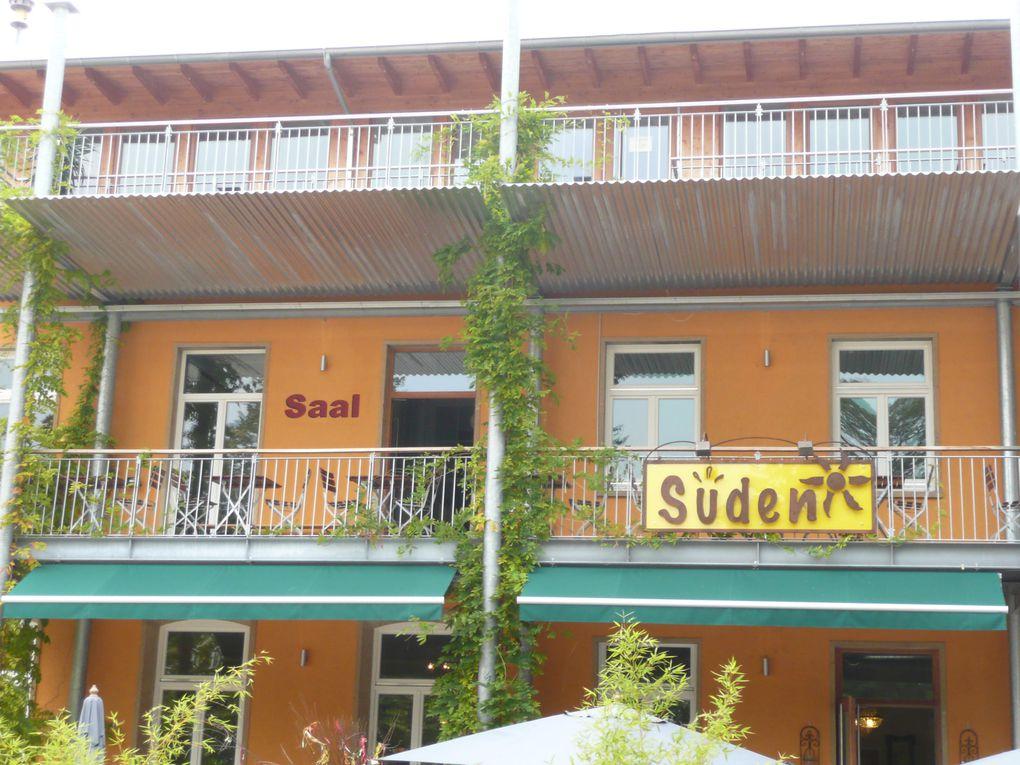 L'évolution de mon blog me permet d'aborder de nouveaux thèmes très illustés. Avec Freiburg, il s'agit d'un modèle d'écologie urbaine (voyage de septembre 2008).