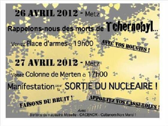 Album - commémoration tchernobyl Metz-2012