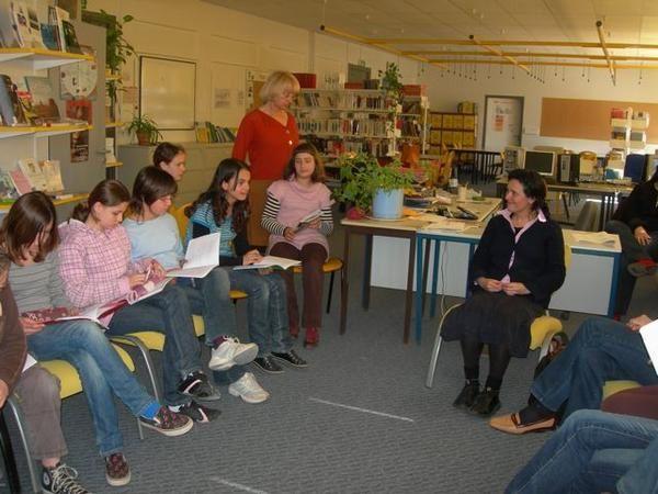 jean-pascal Dubost, antoine Emaz et valérie Rouzeau APT 2088, travail avec les scolaires