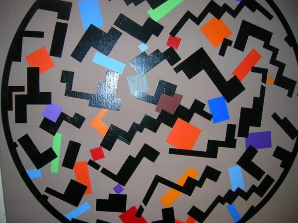 Retrouvez ces labyrinthes au musée d'art et d'histoire de Langres. L'exposition est dédiée à France de Ranchin, artiste labyrinthiste.