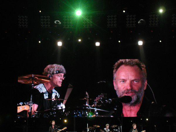 Album - Concert POLICE