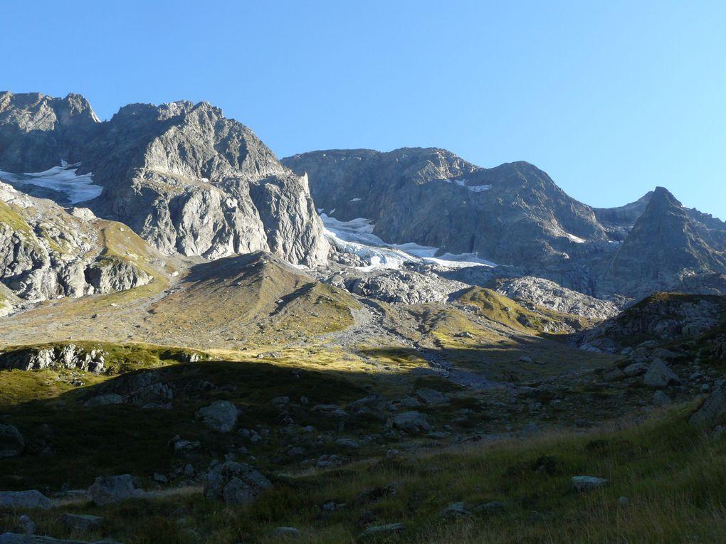 Album - Le Buet , le Mont-Blanc des Dames