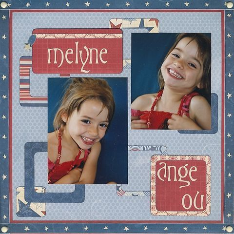 Album - Pages-Melyne