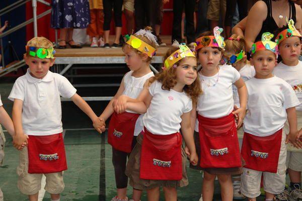 Album - La fête de l' école 2008.