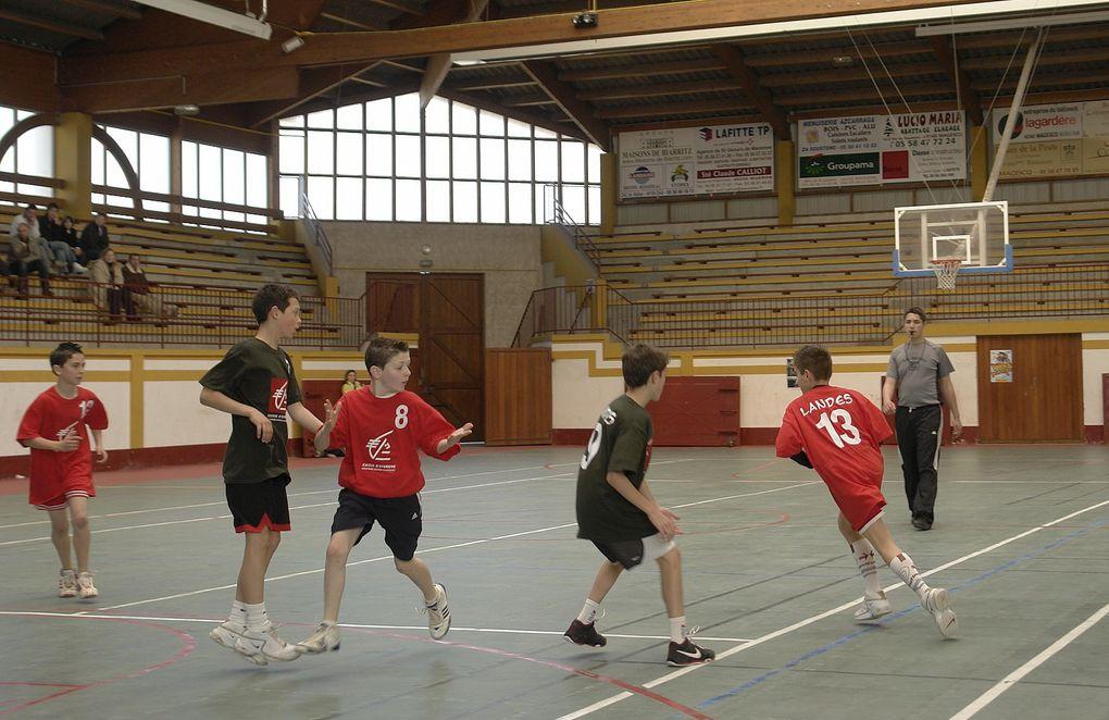 Album - basket-match-d-tection-Landes.