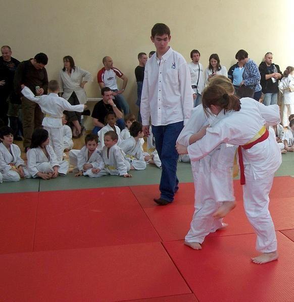 Album - Judo, le tournoi d'HAGETMAU.