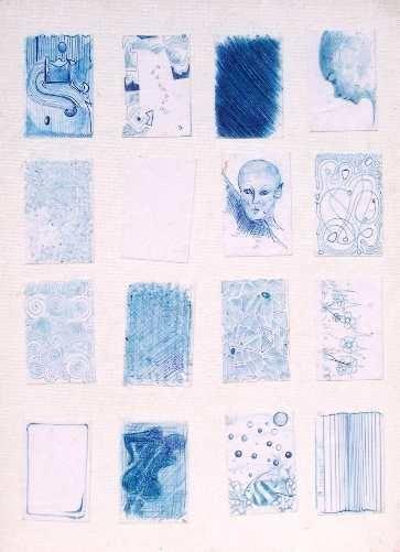 Peinture Acryliques<br />C. Monnet