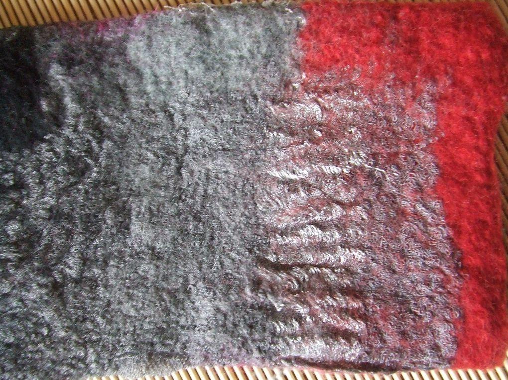 matières passionNuno feutrelaine et linlaine et cotonlaine et dentelles