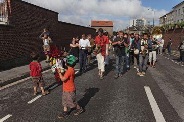 fête au jardin du bout d'la rue: le 14 juillet