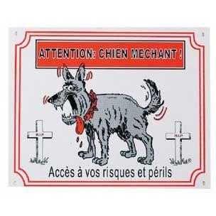 Album - panneau-attention-chien