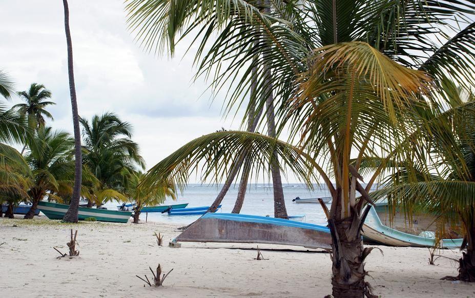 île Saona en République Dominicaine