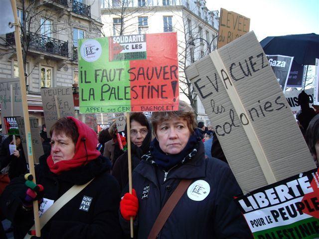 Gaza, janvier 2009