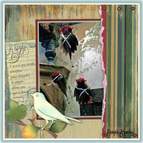 Album - Coeur-de-rose