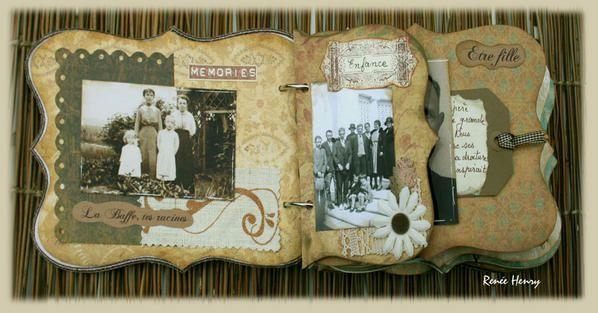 Album - Mini-album-heritage