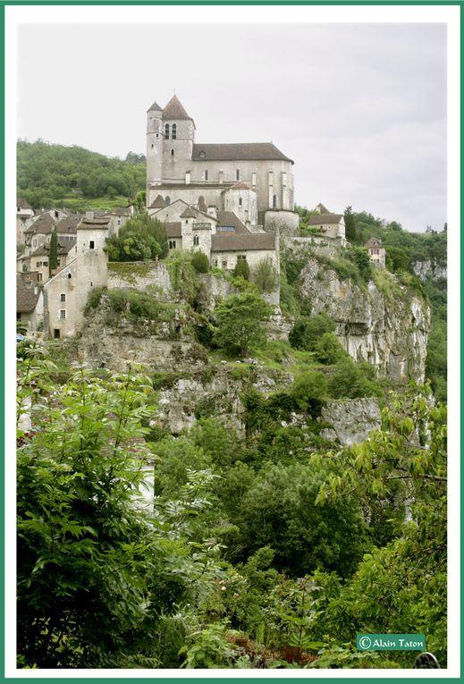 Album - saint-Cirq-lapopie