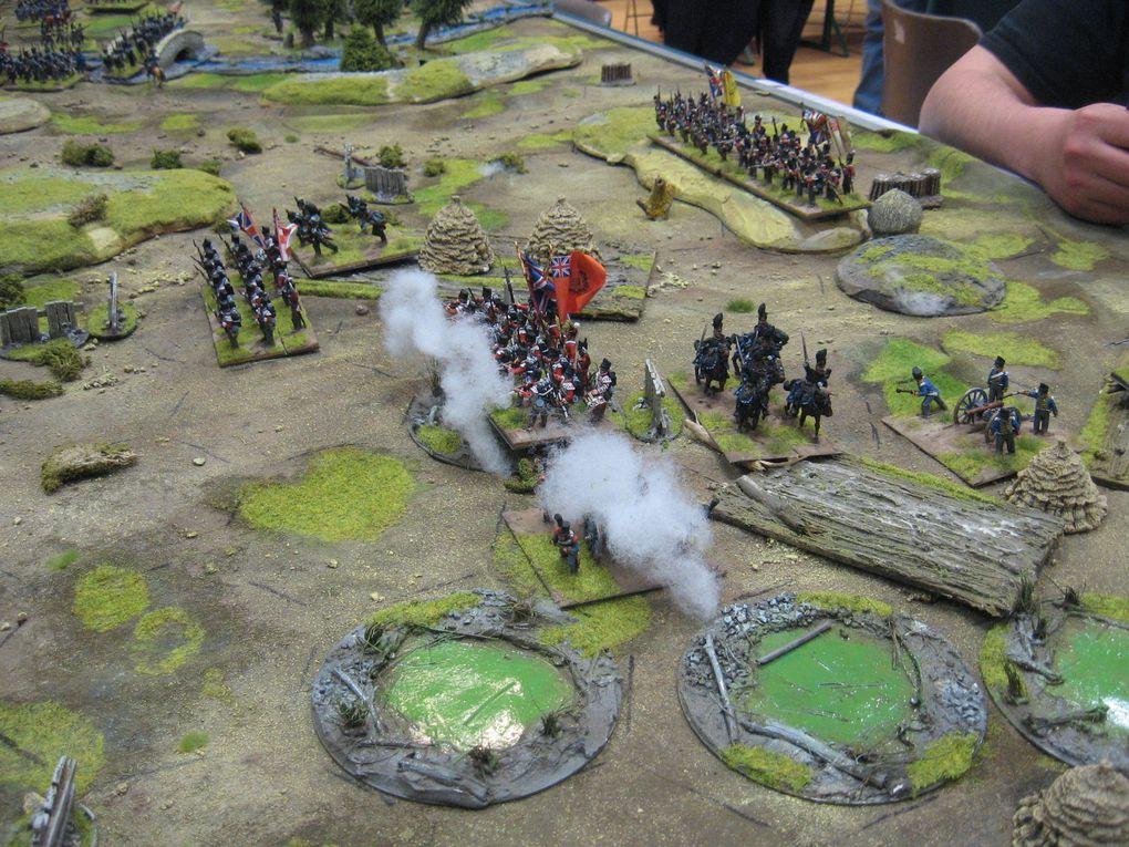 Convention Petites Guerres à Paris Levallois le 24 et 25 Mars 2012.