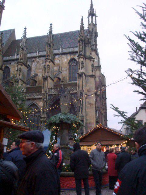 Marché de Noël 2009