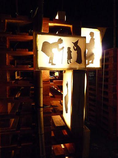 A la poursuite du lapin blanc, du montage au démontage, place Rouville, Lyon 1er