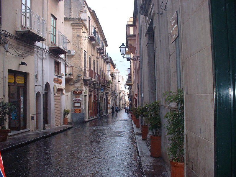 Voyage en Sicile - septembre-octobre 2004