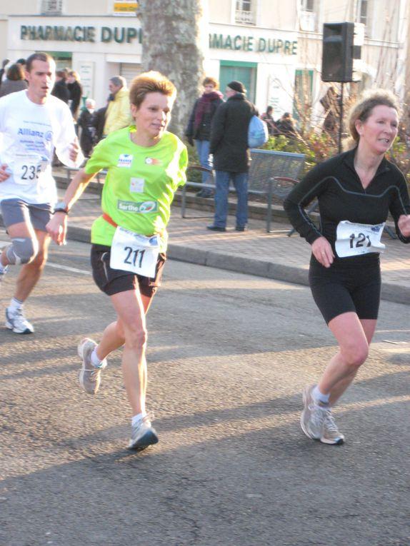 dimanche 12 décembre 2010, la corrida de chateau du loir.www.respectsport.fr