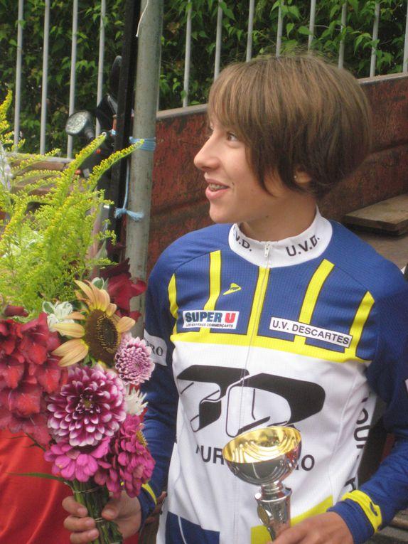 2010 -Courses cyclismes minimes cadets, dimanche 15 août 2010 à Beaumont Pied de Bœuf (72).respectsport.fr