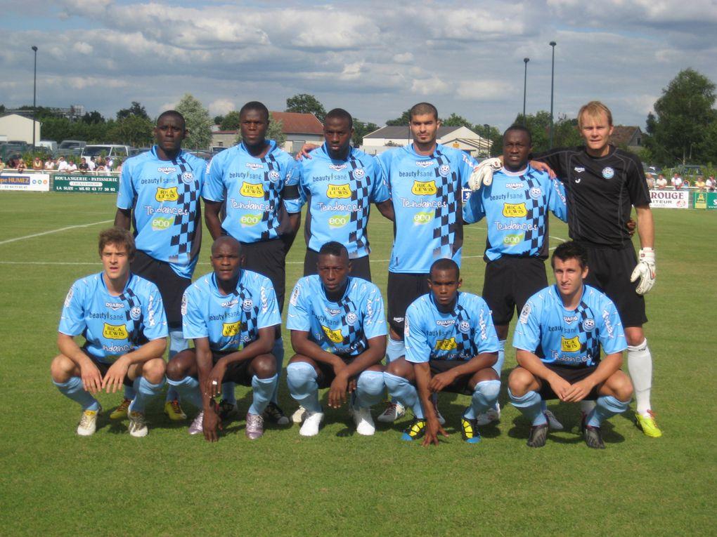 LE MANS FC s'incline 3  à 1 face à TOURS FC, ce samedi 17 juillet 2010 à la Suze lors de son 3ème match amical… Sportivement- Thierry - respectsport.over-blog.fr