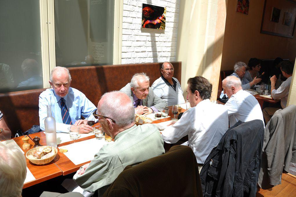 15 juin 2013: Pèlerinage d'une délégation de 41 personnes de l'UGF à la maison natale du général de Gaulle- Lille (59)
