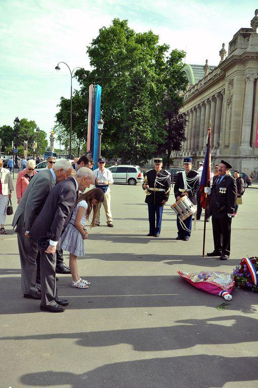 73ème anniversaire de l'Appel du 18 juin 1940.