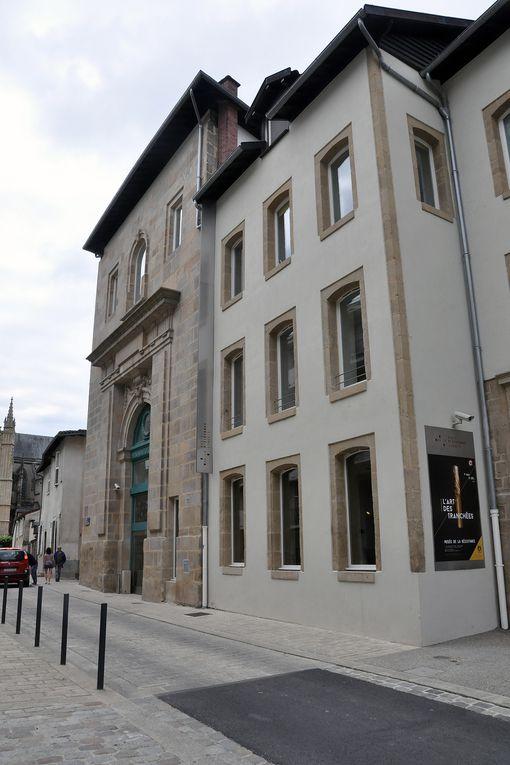 10 juin 2014: dépôt d'une croix de Lorraine de l'UGF, par le président national et le secrétaire général adjoint en charge du Limousin. Le bureau national était presque au complet, en compagnie de quelques adhérents de Limoges et de Solignac.