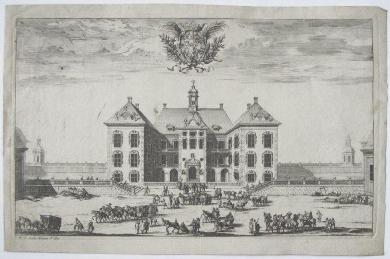 Gravures suédoises du XVIIe-XVIIIes.