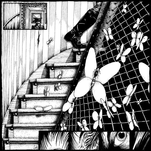 Album - feutre &amp&#x3B; encre