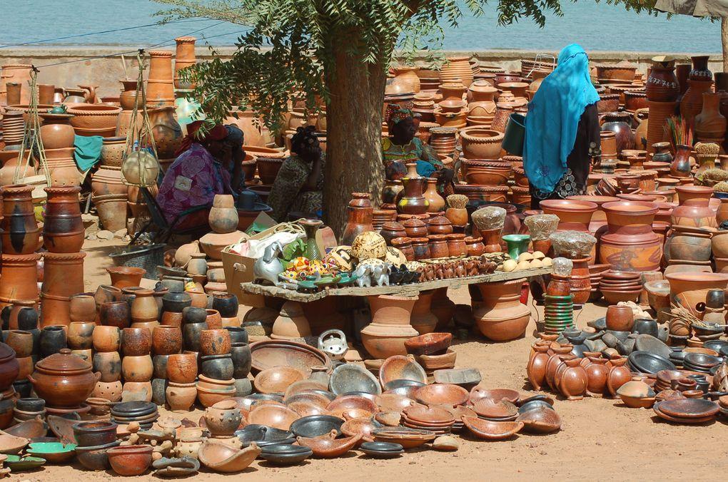 Les poteries de SEGOU