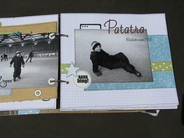 Album - canvas, mini album ...
