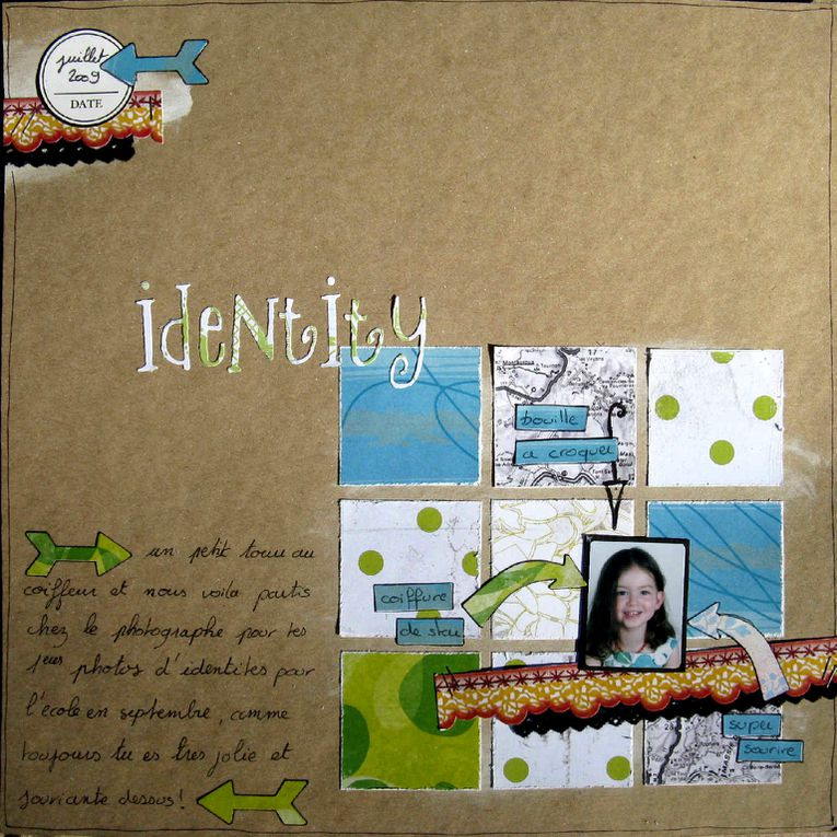 Album - pages de 2009
