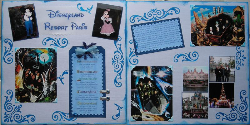 Album - Mes Pages #1