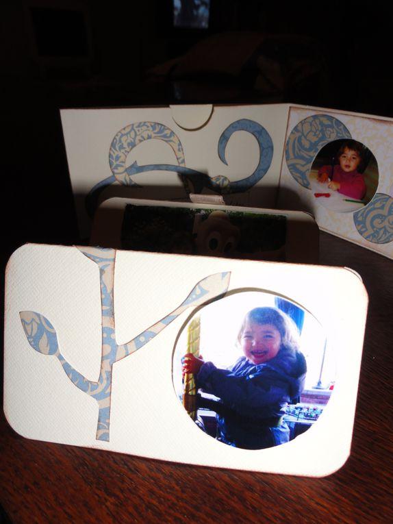Mini album réalisé pour ma copine Nathalie suite à son séjour chez Mickey !