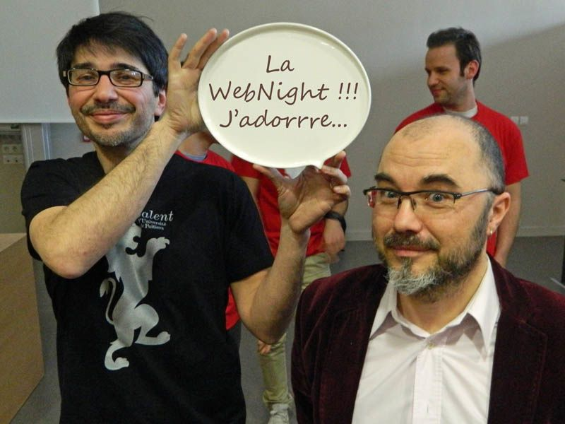 Album - WebNight2013