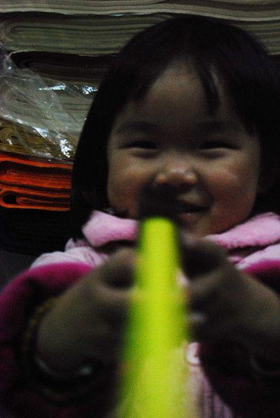 impressions réalisées en Chine, et photos du processus