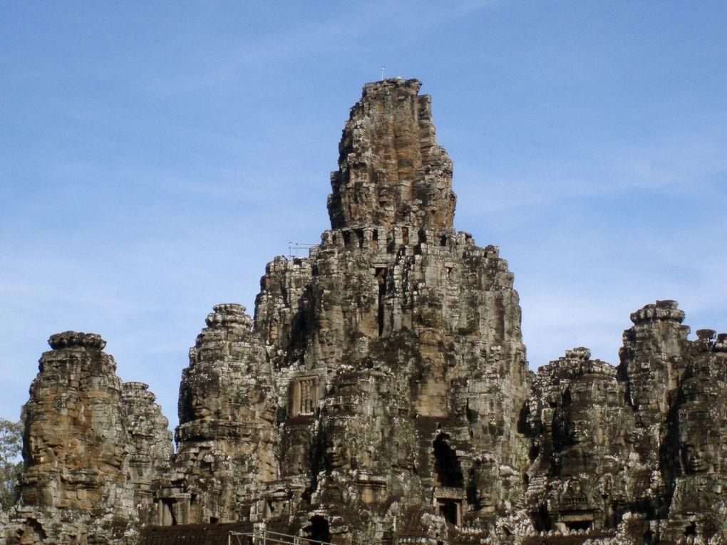 Itineraire Bangkok, Koh Kong, Koh Tonsay (ile aux lapins), Phnom Penh et Siem Reap - Angkor