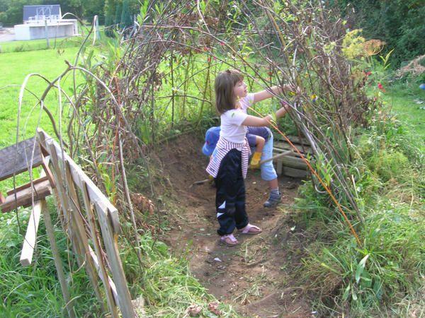 Les petits jardiniers de la nature