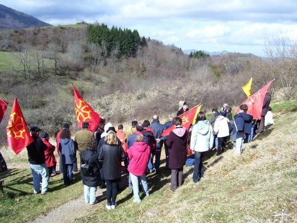 Montsegur - Tibet - 1er mai - Congres Partit Occitan
