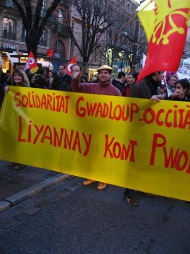 Gwadloup Occitania Solidaritat