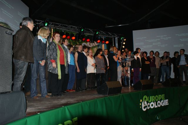 Europa Ecologia Convencion deu 5 de deceme a Tolosa