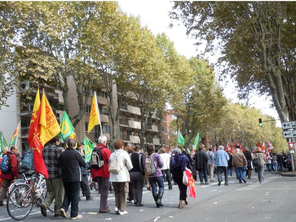 Protesta per las retiradas