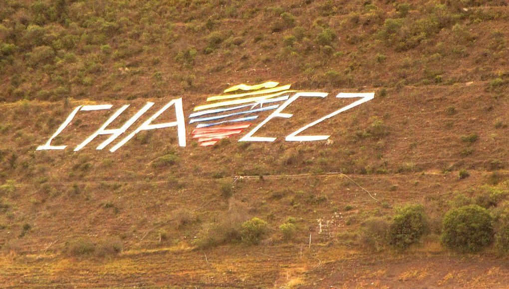 Album - VENEZUELA-la-campagne-electorale-presidentielle-en-photo